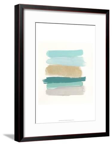 Palette Stack I-June Erica Vess-Framed Art Print