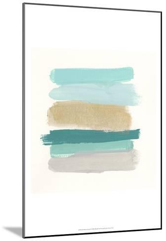 Palette Stack I-June Erica Vess-Mounted Art Print