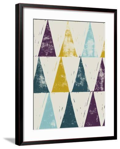Harlequin Tryst I-Grace Popp-Framed Art Print