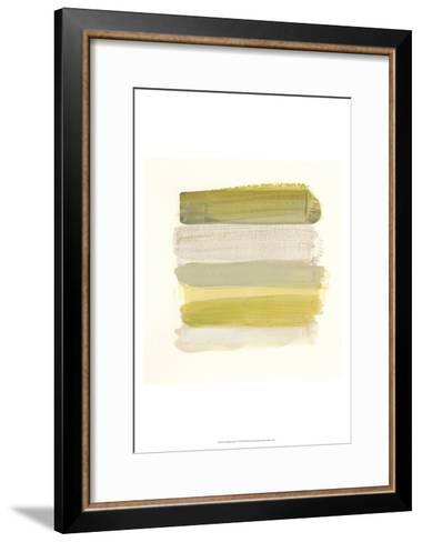 Palette Stack IV-June Erica Vess-Framed Art Print