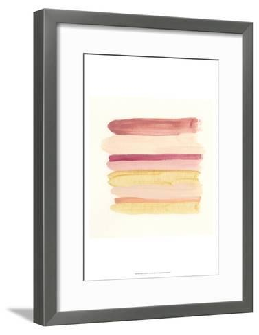 Palette Stack VI-June Erica Vess-Framed Art Print