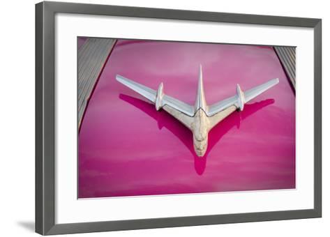 Colors of Cuba VI-Laura Denardo-Framed Art Print