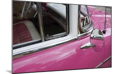 Cars of Cuba V-Laura Denardo-Mounted Art Print