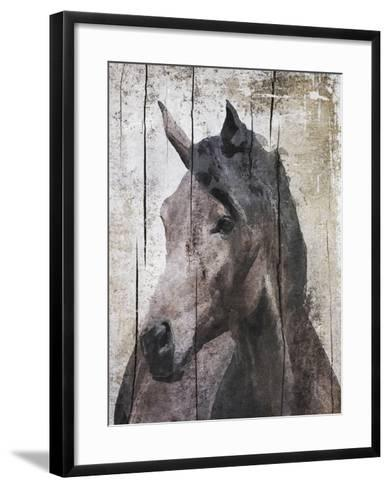 Le Muse I-Irena Orlov-Framed Art Print