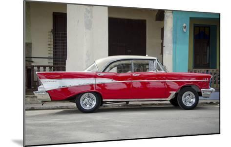 Cars of Cuba VII-Laura Denardo-Mounted Art Print
