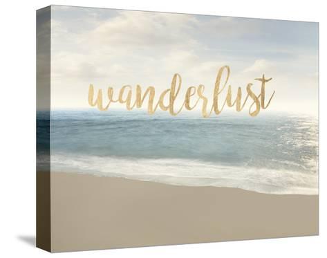 Beach Wanderlust-James McLoughlin-Stretched Canvas Print