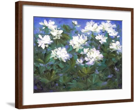 Spring Flowers-Sheila Finch-Framed Art Print