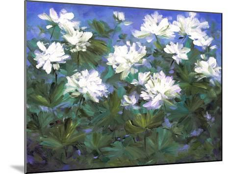 Spring Flowers-Sheila Finch-Mounted Art Print