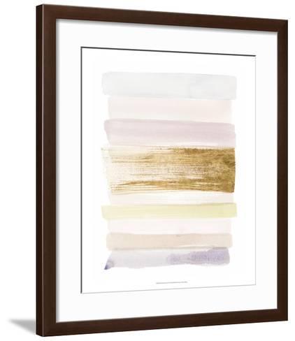 Pastel Sweep II-Grace Popp-Framed Art Print