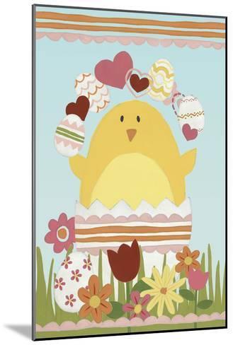 Easter Sweeties I-June Erica Vess-Mounted Art Print