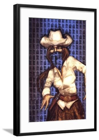Bandita-Kc Haxton-Framed Art Print