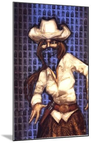 Bandita-Kc Haxton-Mounted Art Print