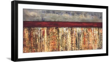 Ember Light-Hilario Gutierrez-Framed Art Print