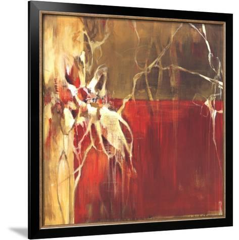 A Stray Flower-Terri Burris-Framed Art Print