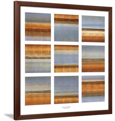 Blue Afternoon-Randy Hibberd-Framed Art Print