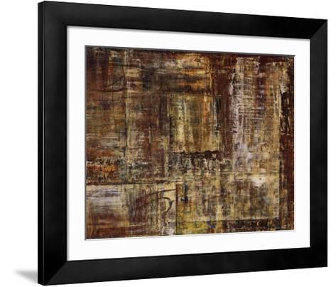 Small Tank #1-Hilario Gutierrez-Framed Art Print