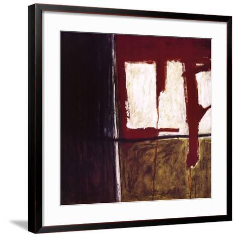 Textiles II-Thad Donat-Framed Art Print