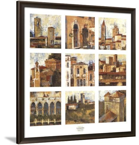 Tuscan Series-Liz Jardine-Framed Art Print