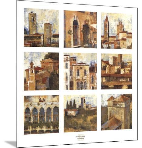 Tuscan Series-Liz Jardine-Mounted Art Print