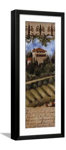 Tuscany Villa II-Liz Jardine-Framed Art Print