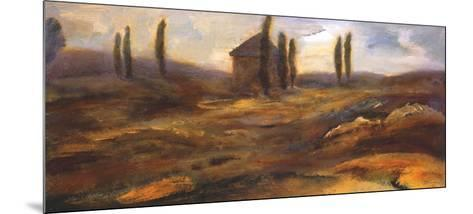 Up on the Hill-Bradford Brenner-Mounted Art Print