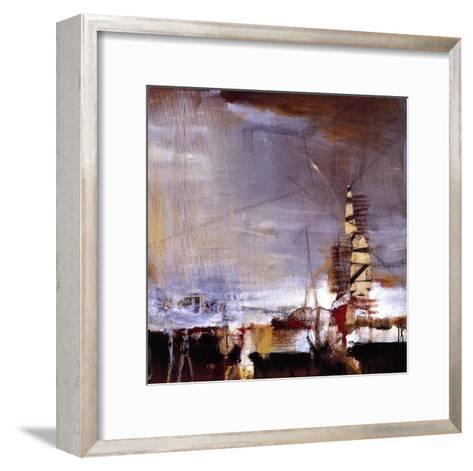 Industrial Revolution I-Terri Burris-Framed Art Print