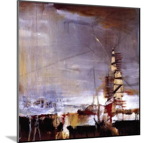 Industrial Revolution I-Terri Burris-Mounted Art Print