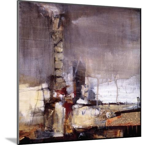 Industrial Revolution II-Terri Burris-Mounted Art Print