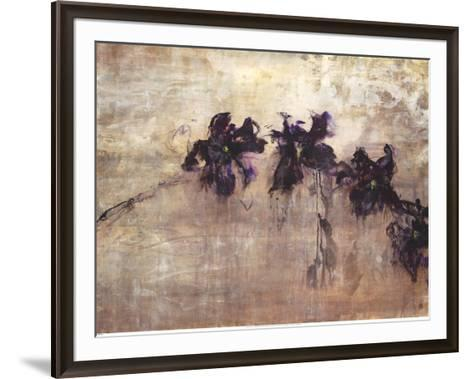 Orchid Bridge-Jodi Maas-Framed Art Print