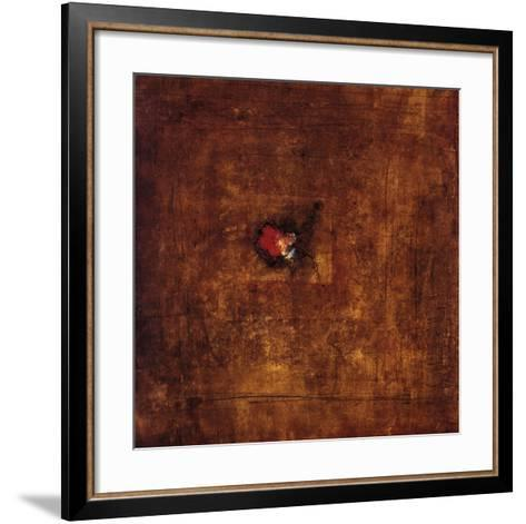 Voltage III-Peter Kuttner-Framed Art Print