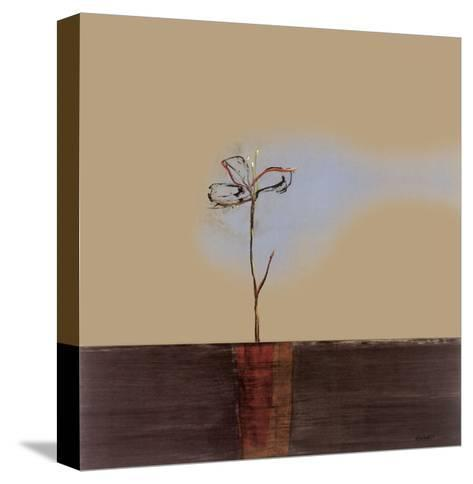 Zen Blossom I-Sarah Stockstill-Stretched Canvas Print