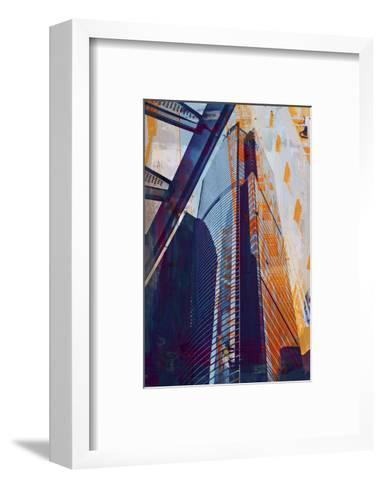 HK Architecture 1-Sven Pfrommer-Framed Art Print