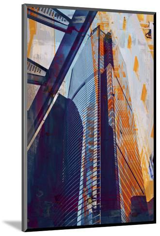 HK Architecture 1-Sven Pfrommer-Mounted Art Print