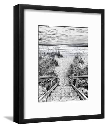 Follow the Steps-Mary Lou Johnson-Framed Art Print