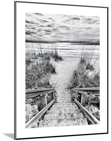 Follow the Steps-Mary Lou Johnson-Mounted Art Print