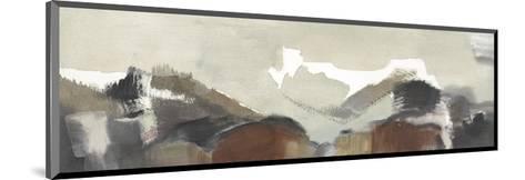 Mountain Pass-Nancy Ortenstone-Mounted Art Print