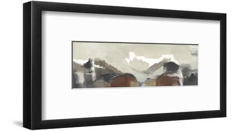 Mountain Pass-Nancy Ortenstone-Framed Art Print