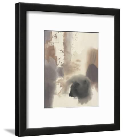 Winter Light II-Nancy Ortenstone-Framed Art Print