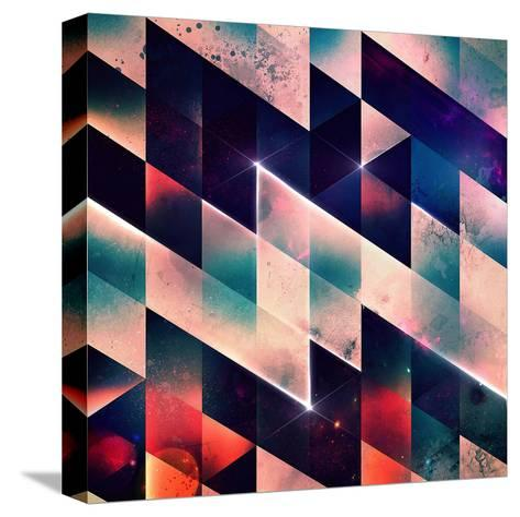 Brykyng Brykyn-Spires-Stretched Canvas Print