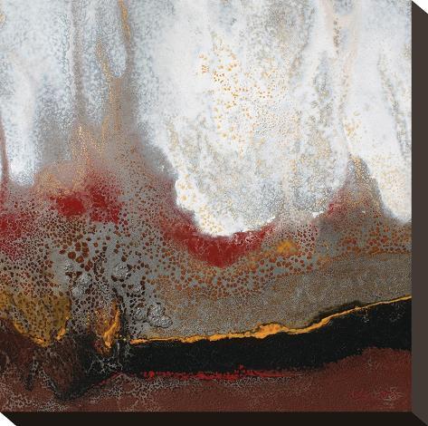 Copper Ridge-Jay Zinn-Stretched Canvas Print