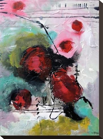 Eruptus 3383-Annie Rodrigue-Stretched Canvas Print