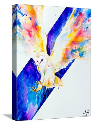 Hector (c) Marc Allante-Marc Allante-Stretched Canvas Print