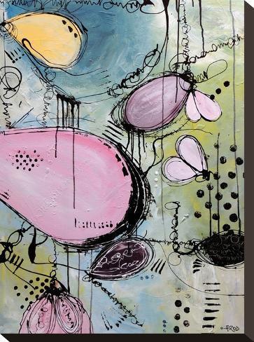 Motus Pop-Annie Rodrigue-Stretched Canvas Print