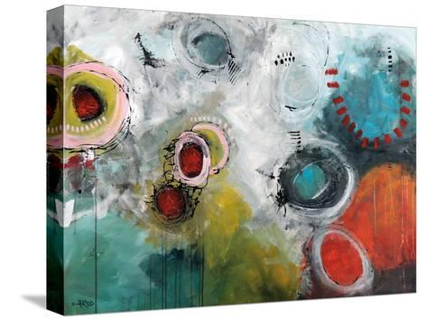 Mordicus Et Cellules Souches-Annie Rodrigue-Stretched Canvas Print