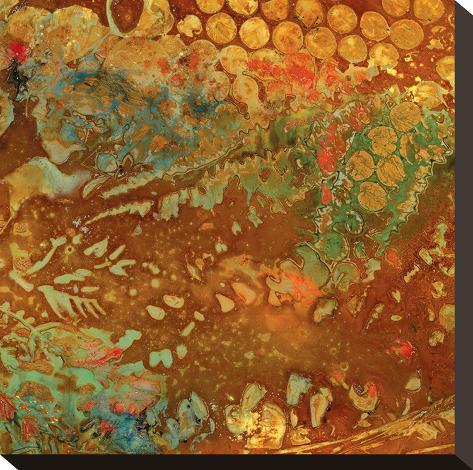 Midori - C-Jay Zinn-Stretched Canvas Print