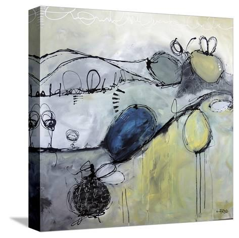 Motus 101 (1)-Annie Rodrigue-Stretched Canvas Print