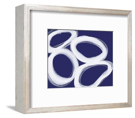 Circular Connections-Inuit-Framed Art Print