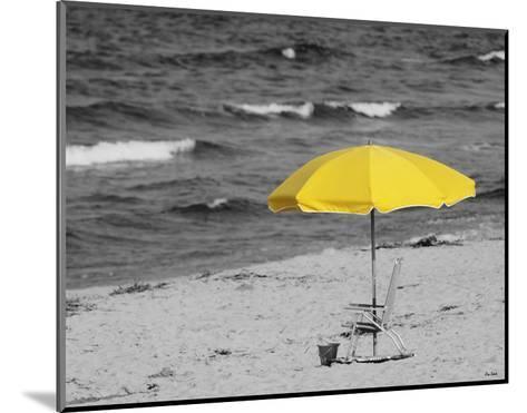 Sunny Umbrella-Eve Turek-Mounted Art Print