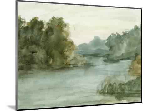 Watercolour Sketchbook I-Ethan Harper-Mounted Premium Giclee Print