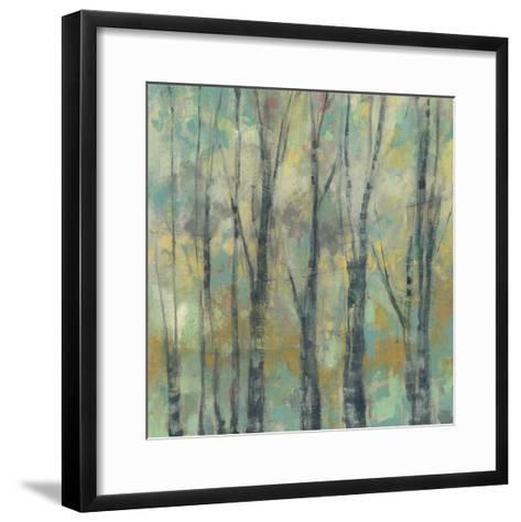 Pastel Arbor I-Jennifer Goldberger-Framed Art Print